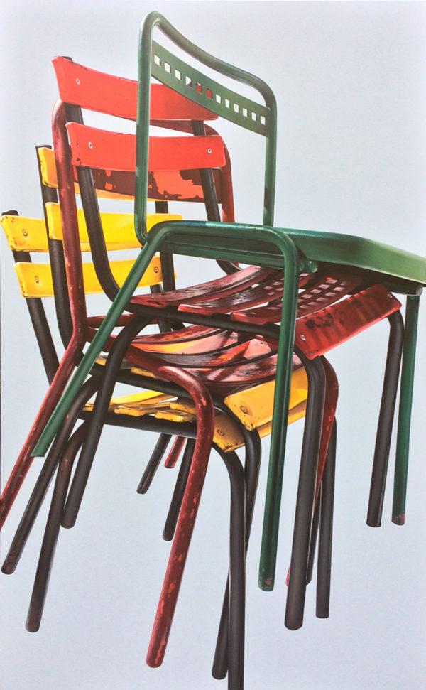 chaises Didier Vallé