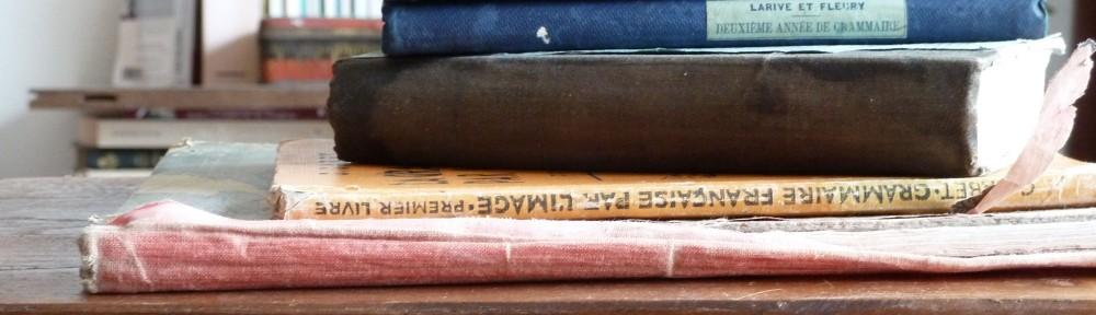 livres anciens Anne