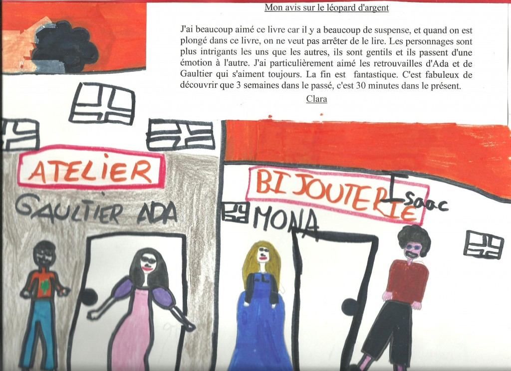 Auteur intervention scolaire