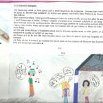 Auteur intervention scolaire